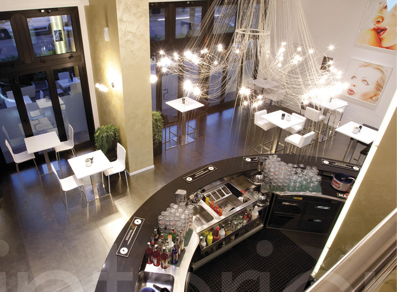 Interno 5 Verona lounge bar and restaurant